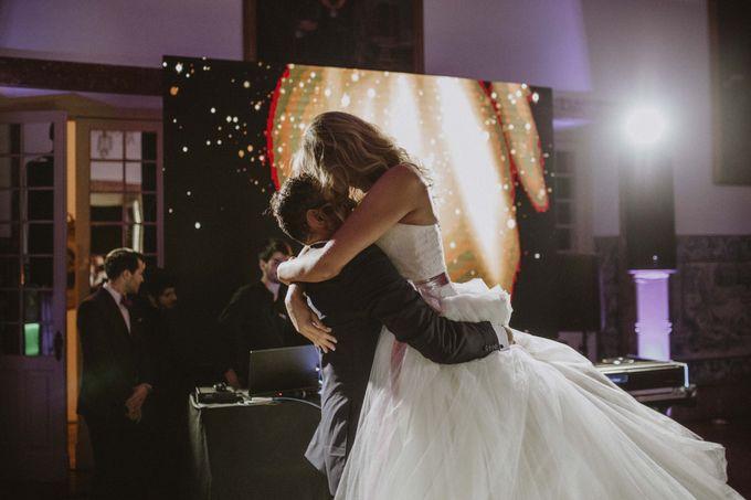 Julia & Ferdinand Palace Wedding by Fashion Moments Eventos - 002