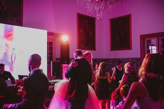Julia & Ferdinand Palace Wedding by Fashion Moments Eventos - 001
