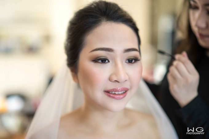 Wedding of Ray & Mireille by WG Photography - 004