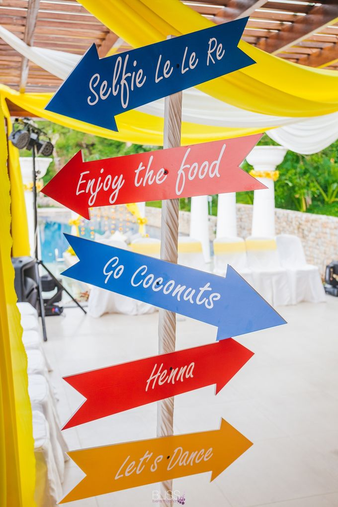 Aayush and Navreet indian wedding at westin siray bay Phuket Thailand by BLISS Events & Weddings Thailand - 011