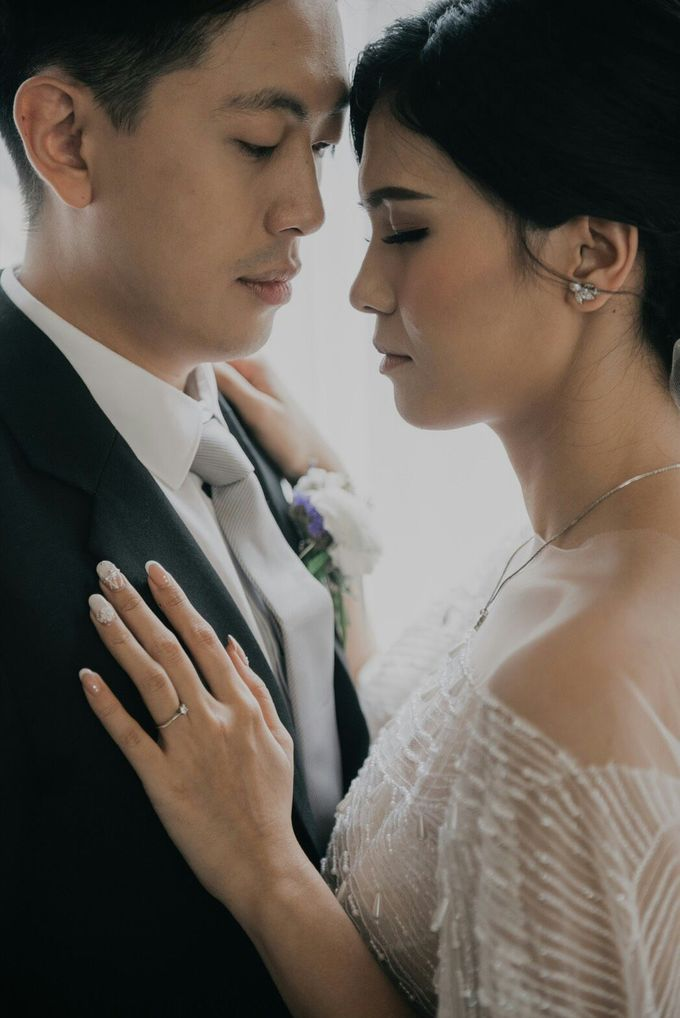 Wedding Korona & Jovan by Wong Hang Distinguished Tailor - 005