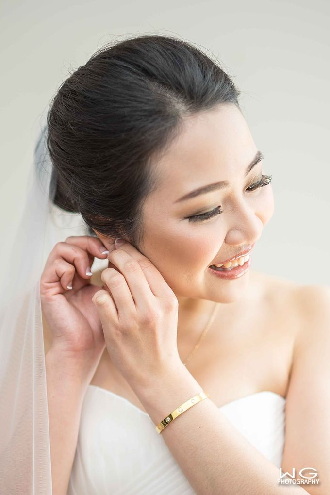 Wedding of Ray & Mireille by WG Photography - 005