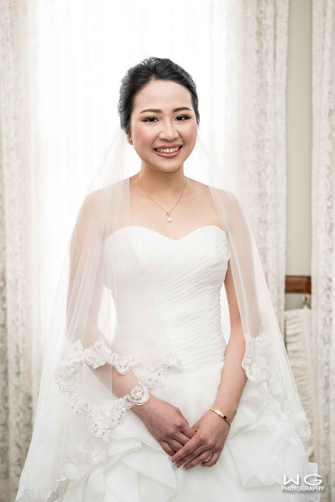 Wedding of Ray & Mireille by WG Photography - 006