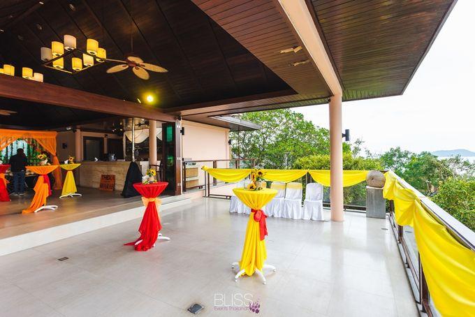 Aayush and Navreet indian wedding at westin siray bay Phuket Thailand by BLISS Events & Weddings Thailand - 013