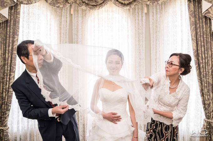 Wedding of Ray & Mireille by WG Photography - 007