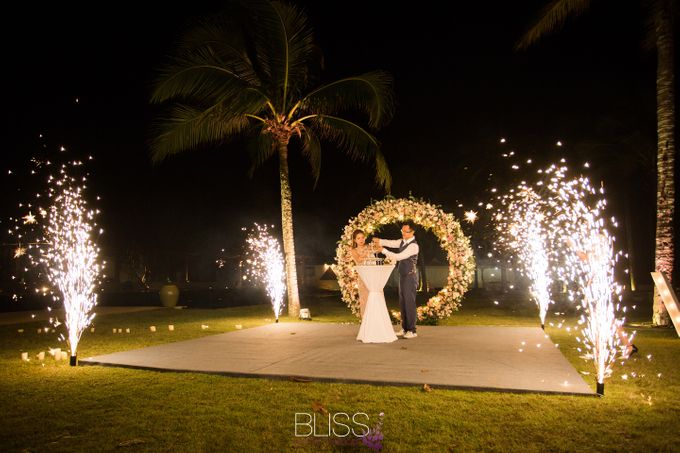 A wonderful rustic style wedding at Jivana villas Natai beach by BLISS Events & Weddings Thailand - 012