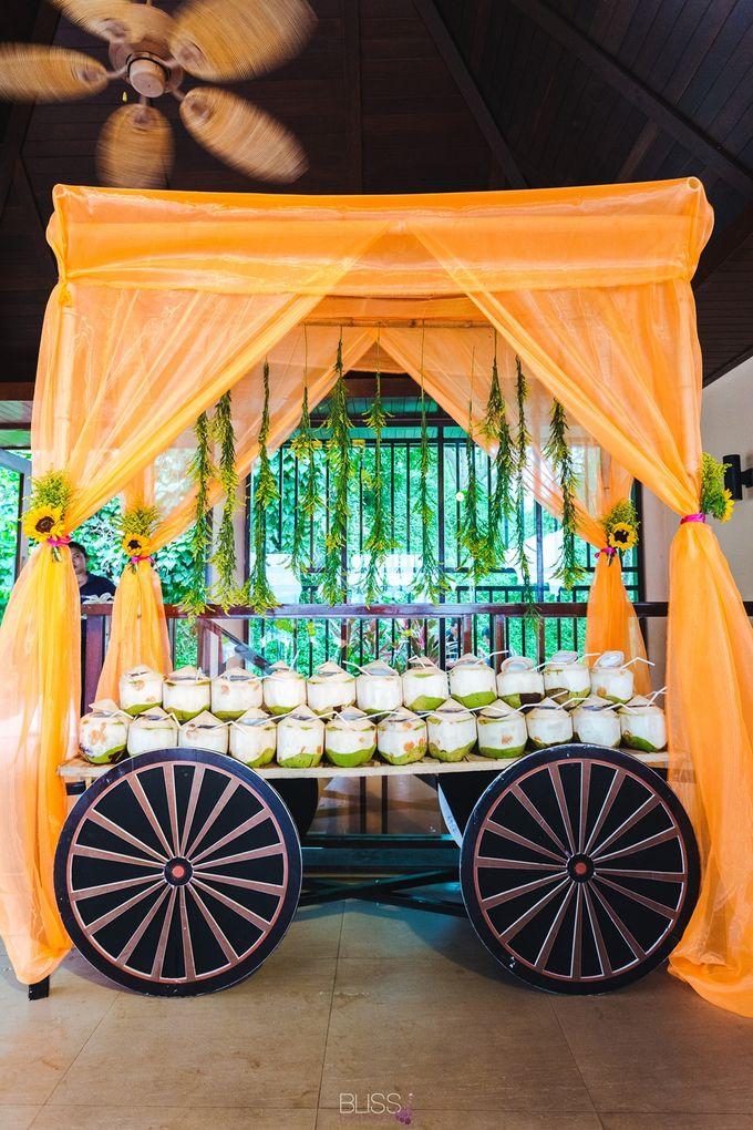 Aayush and Navreet indian wedding at westin siray bay Phuket Thailand by BLISS Events & Weddings Thailand - 014