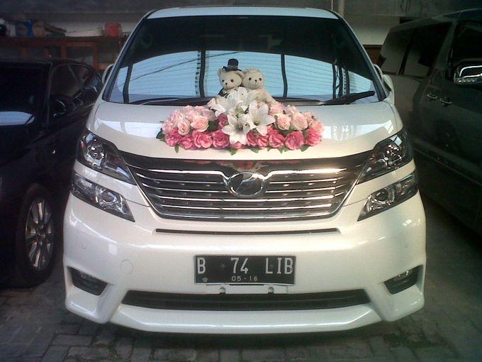 Foto Dekorasi Mobil BK Rent Car by BKRENTCAR - 008