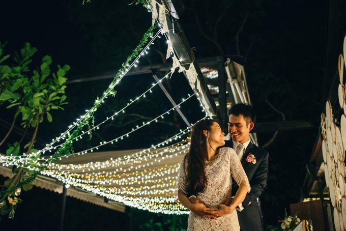 Starry Night for Derek and Van Mi by MerryLove Weddings - 006