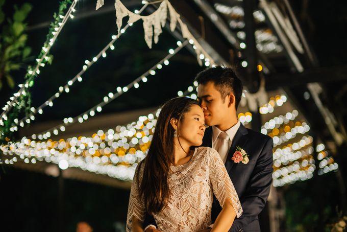 Starry Night for Derek and Van Mi by MerryLove Weddings - 007