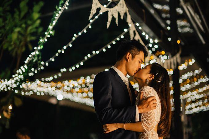 Starry Night for Derek and Van Mi by MerryLove Weddings - 008