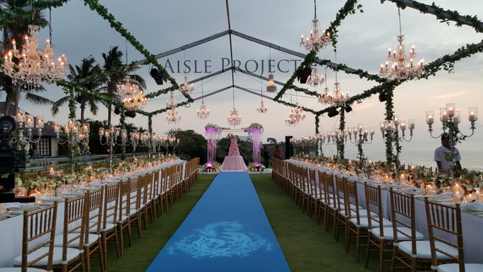 Whimsical Dream Wedding by Aisle Project - 002
