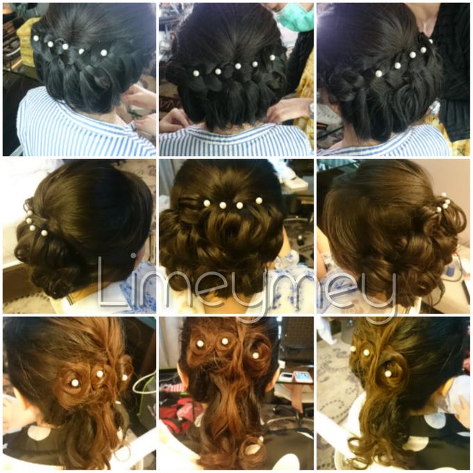 Hair do for Bridesmaid at Kempinski Hotel - Jakarta by Hotel Indonesia Kempinski Jakarta - 014