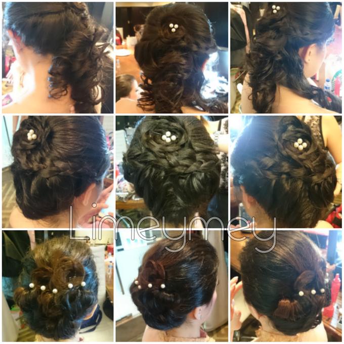 Hair do for Bridesmaid at Kempinski Hotel - Jakarta by Hotel Indonesia Kempinski Jakarta - 015