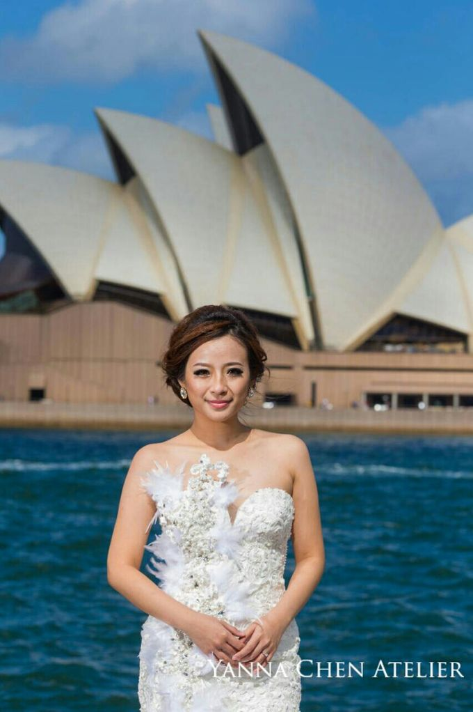 Prewedding pictures by YANNA CHEN ATELIER - 004