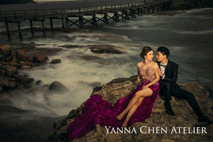 Prewedding pictures by YANNA CHEN ATELIER - 005