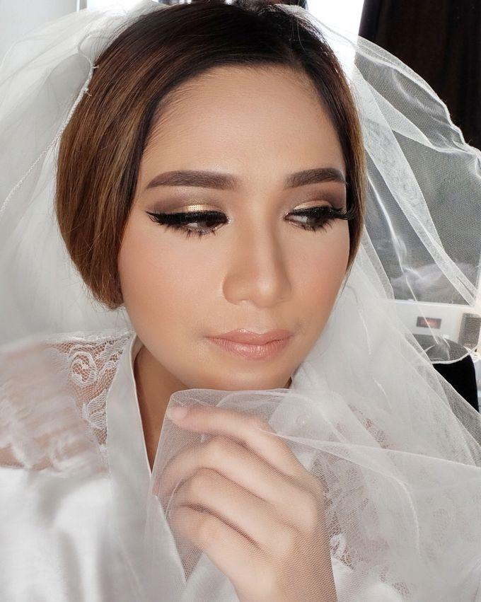 Cempaka (Wedding Airbrush Makeup) by MarisaFe Bridal - 007