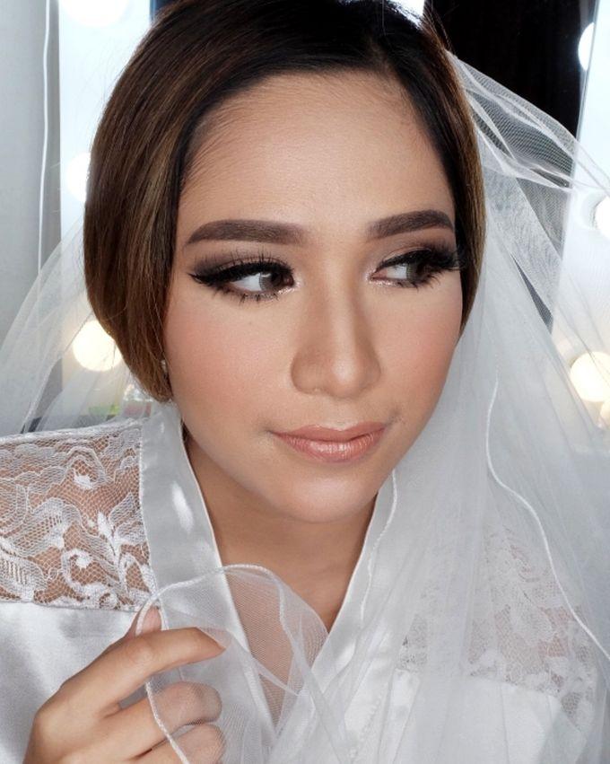 Cempaka (Wedding Airbrush Makeup) by MarisaFe Bridal - 004