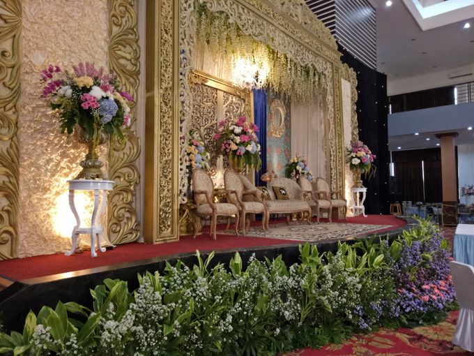 Ratu Rihan & Rizky by Charissa Event & Wedding Decoration - 002