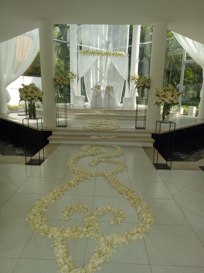 Ceremony & Dinner by Sekar Jagat Bali - 003
