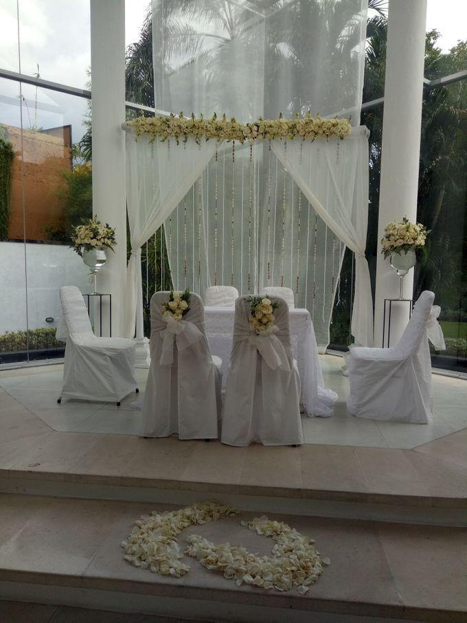 Ceremony & Dinner by Sekar Jagat Bali - 004