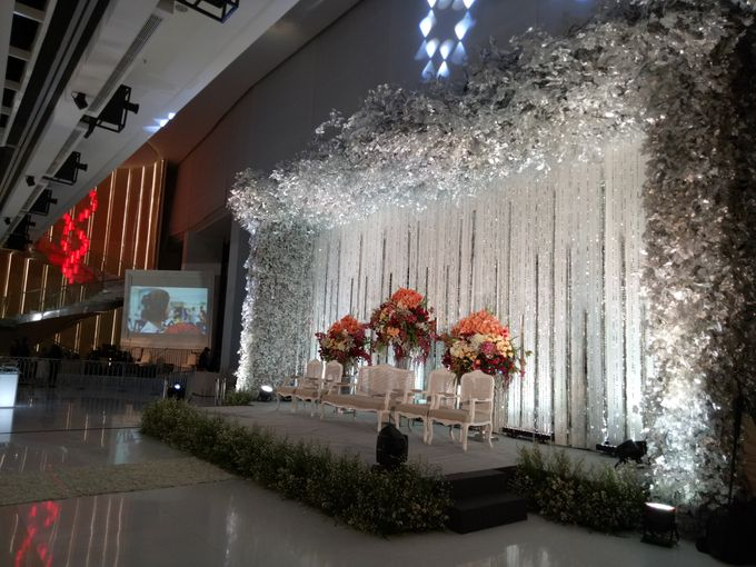 Wedding Mr Ivan & Ms Linda by Ciputra Artpreneur - 004