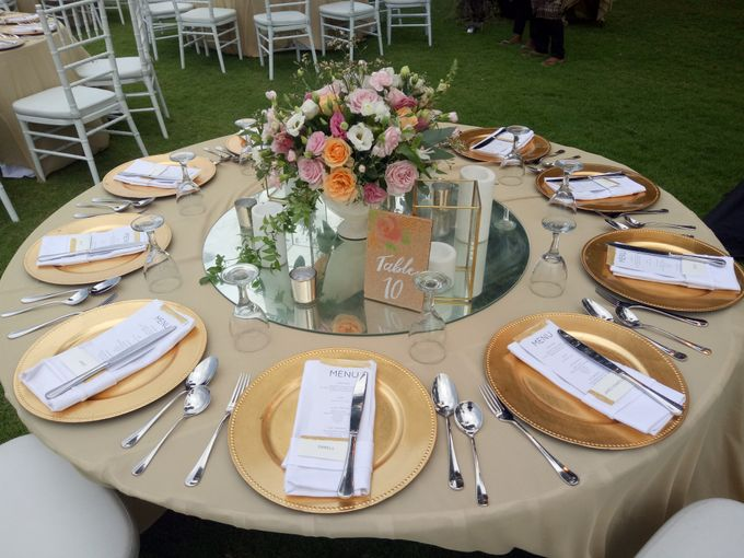 Our Wedding Project by Bali Miracle Catering - 001