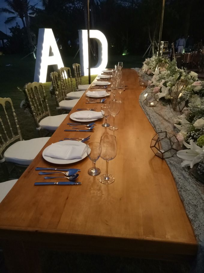 Our Wedding Project by Bali Miracle Catering - 006