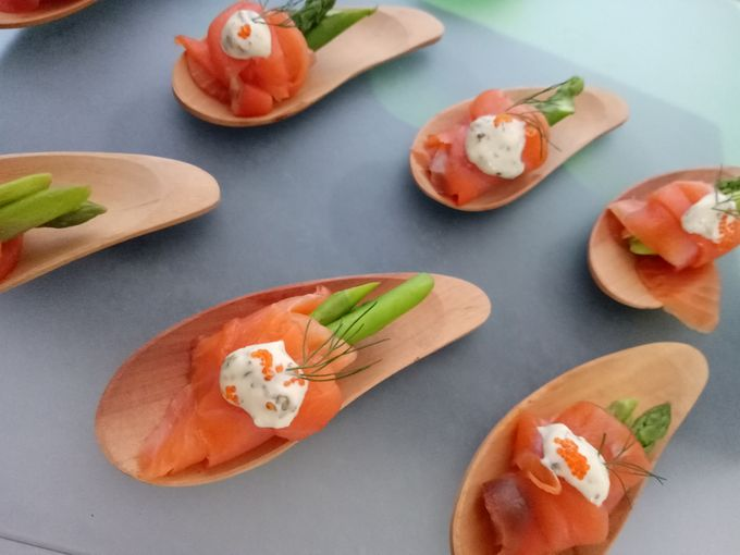 Canapes by Bali Miracle Catering - 001
