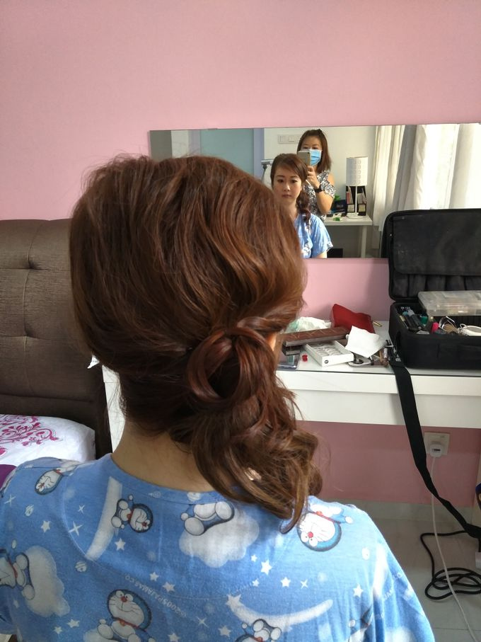 HAIR STYLING by CLICK MAKEUP - 011