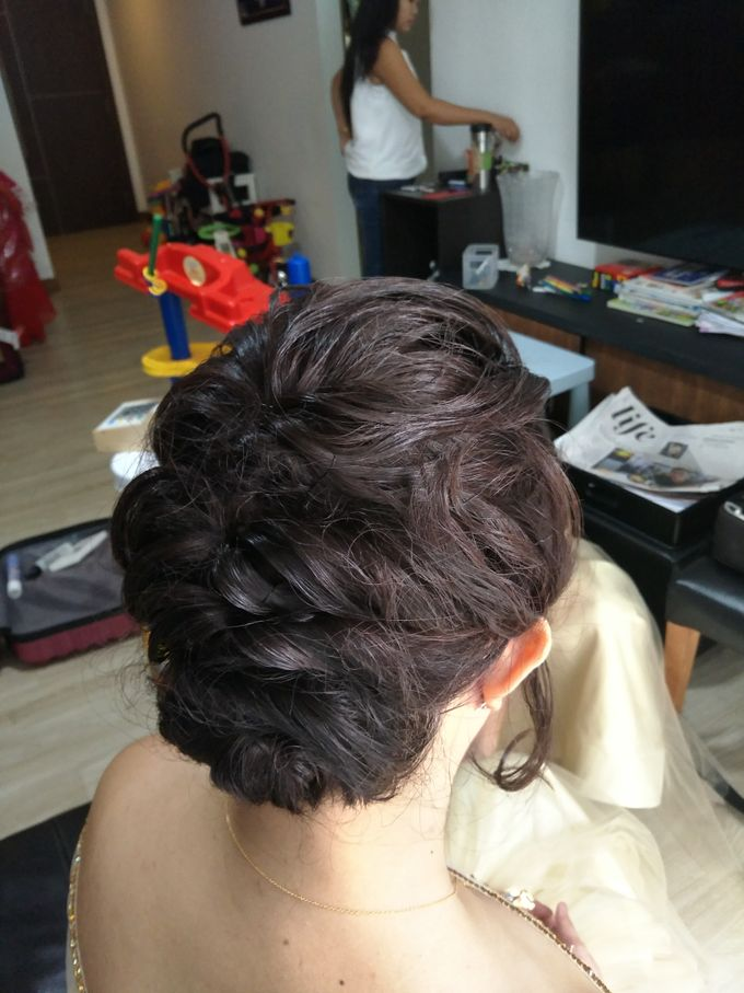 HAIR STYLING by CLICK MAKEUP - 012