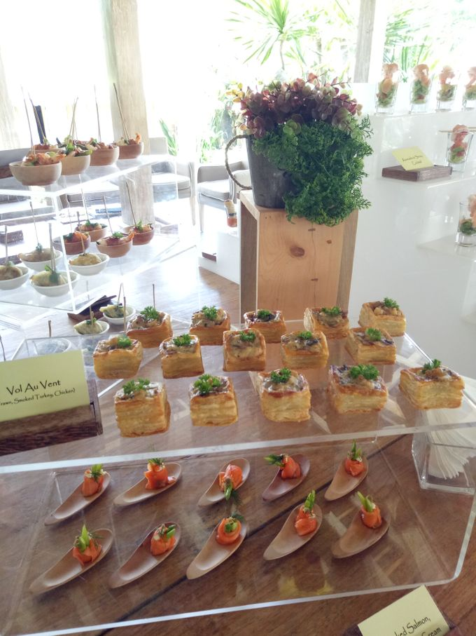 Wedding Anais & Adrien, 28 October 2017 by Bali Miracle Catering - 007