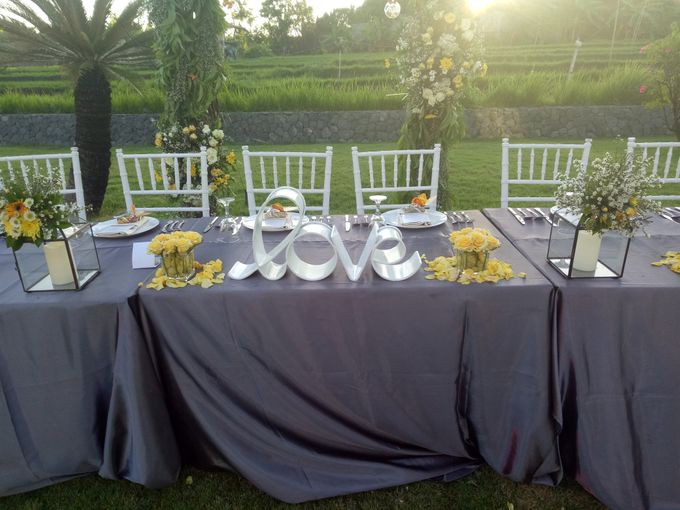 Wedding Anais & Adrien, 28 October 2017 by Bali Miracle Catering - 017