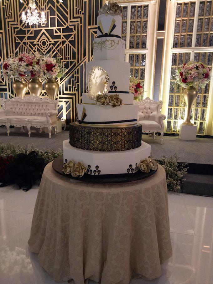 Wedding Mr. Chris & Ms. Felyssa by Ciputra Artpreneur - 002