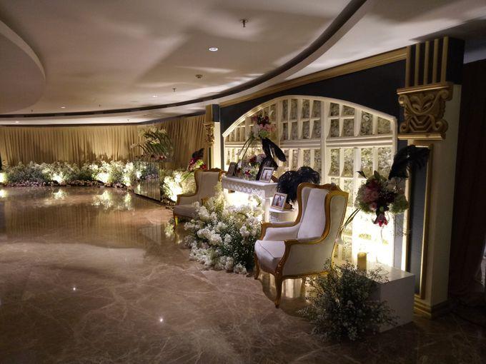 Wedding Mr. Chris & Ms. Felyssa by Ciputra Artpreneur - 003
