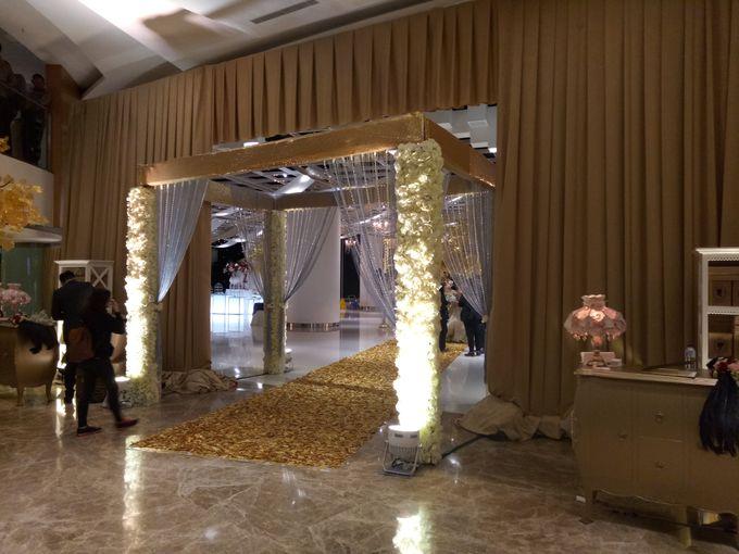 Wedding Mr. Chris & Ms. Felyssa by Ciputra Artpreneur - 007