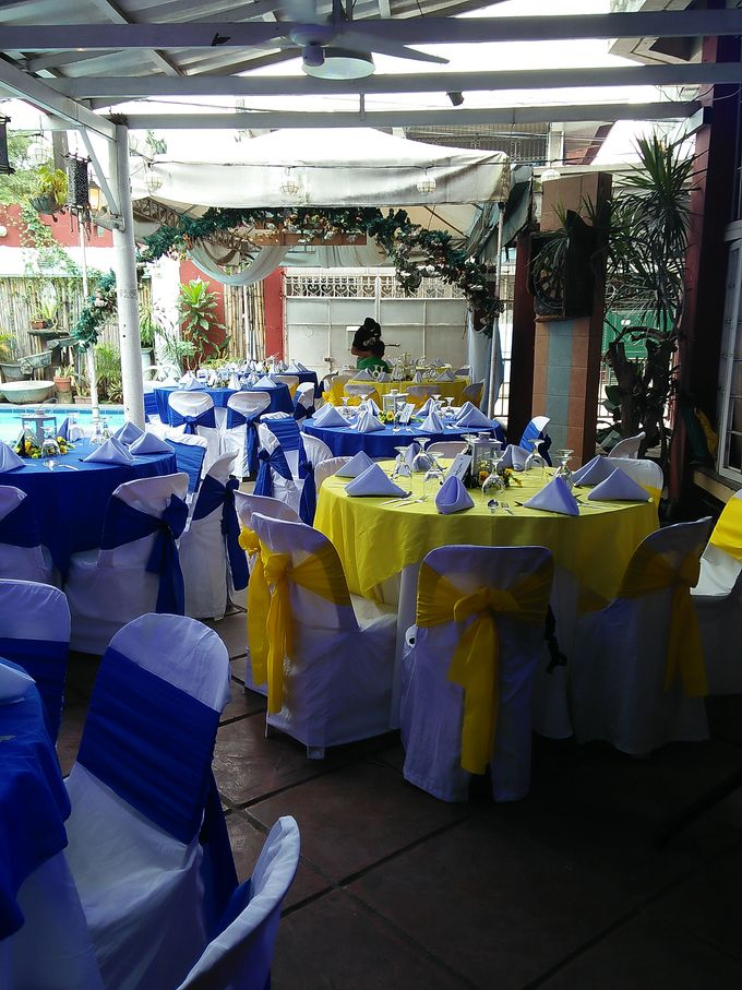 Elna & Robert Wedding by ROSE CATERING & EVENTS - 004