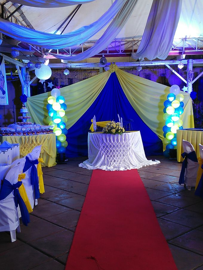 Elna & Robert Wedding by ROSE CATERING & EVENTS - 005