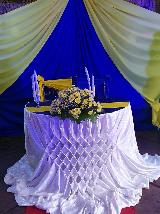 Elna & Robert Wedding by ROSE CATERING & EVENTS - 003