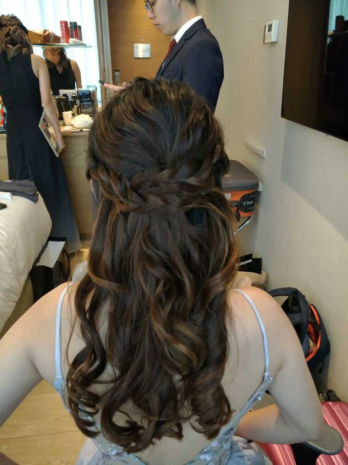 HAIR STYLING by CLICK MAKEUP - 013