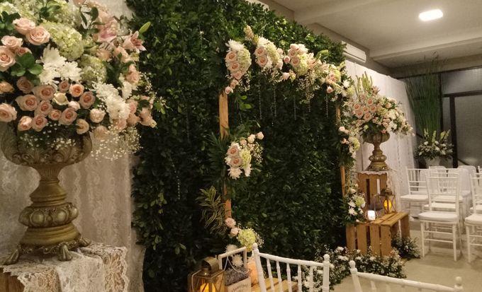 Engagement Decoration by Charissa Event & Wedding Decoration - 003