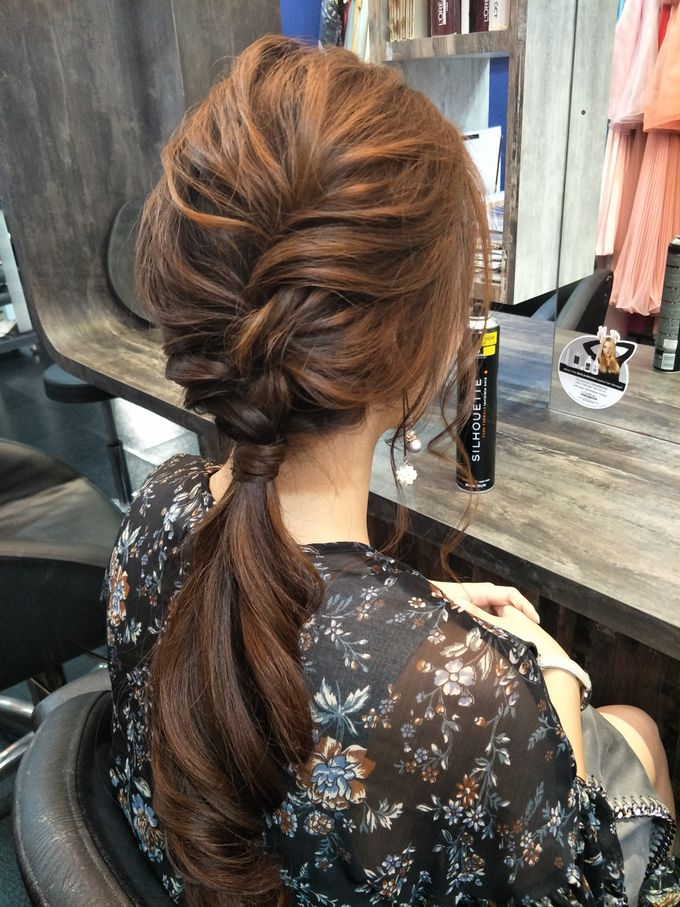 Hairstyling By Lili by Lili Makeup Specialist - 028