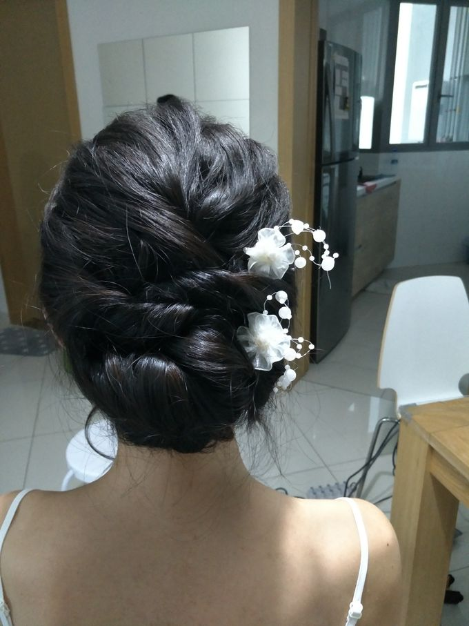 HAIR STYLING by CLICK MAKEUP - 008