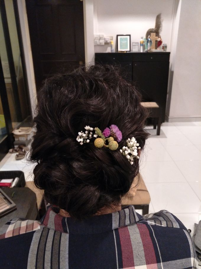 HAIR STYLING by CLICK MAKEUP - 007