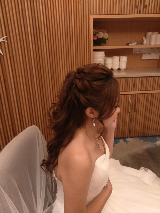HAIR STYLING by CLICK MAKEUP - 006
