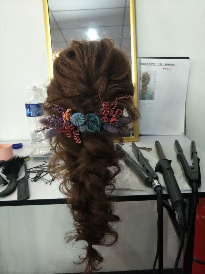 HAIR STYLING by CLICK MAKEUP - 014