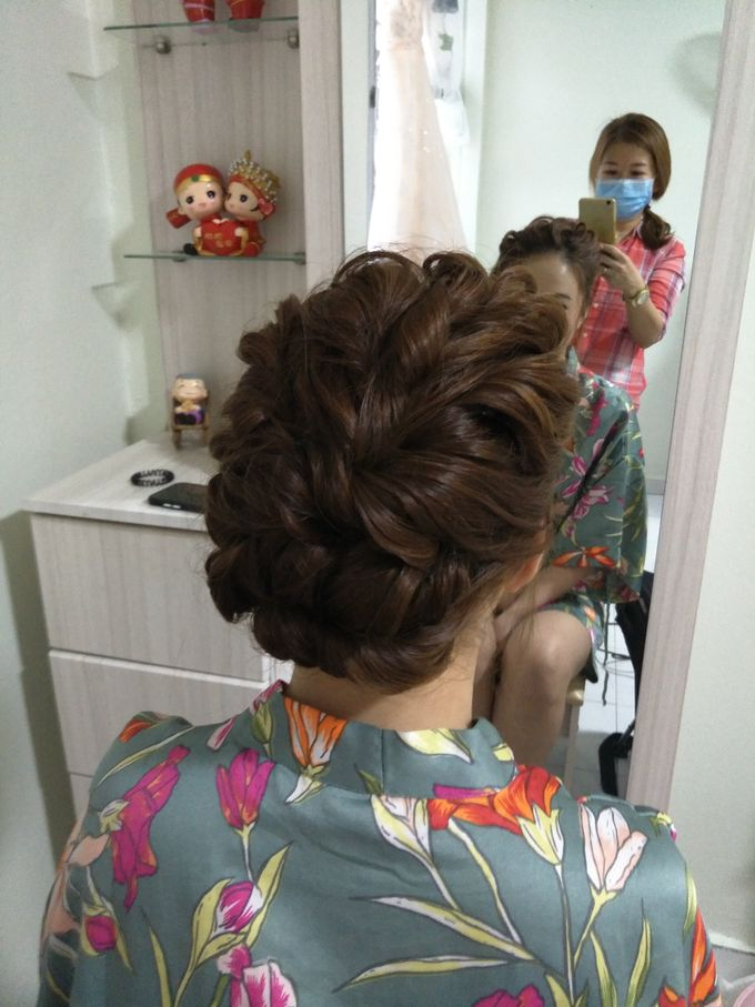 HAIR STYLING by CLICK MAKEUP - 019