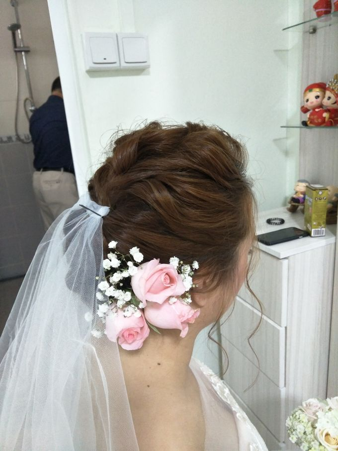 HAIR STYLING by CLICK MAKEUP - 018