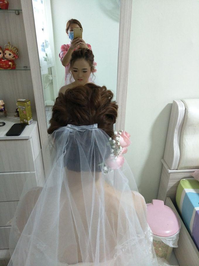 Ya Wen AD Wedding by CLICK MAKEUP - 002