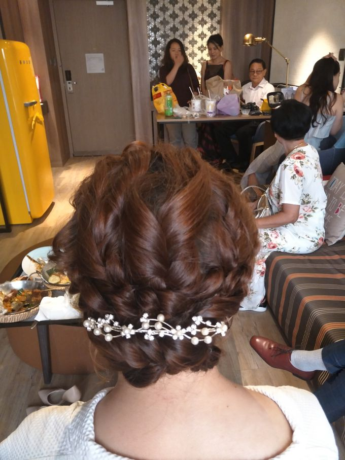 HAIR STYLING by CLICK MAKEUP - 017